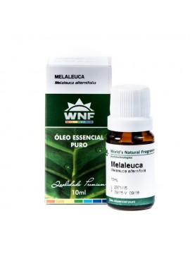 Óleo Essencial de Melaleuca - Tea Tree - WNF - 10ml